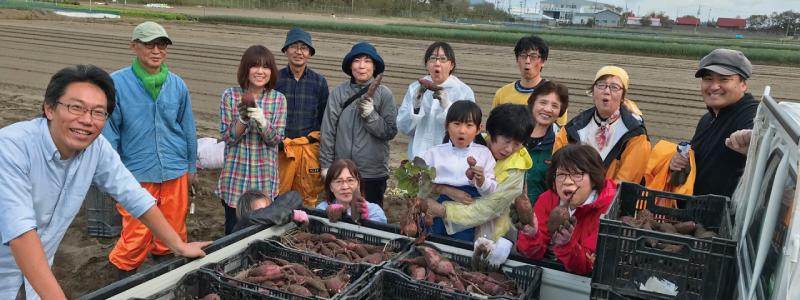 花畑プロジェクト(球根育成)